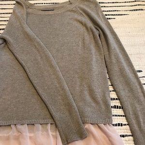 American Eagle Flowy Sweater